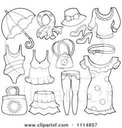 White Dress clipart color Book a ribbon as Clothes