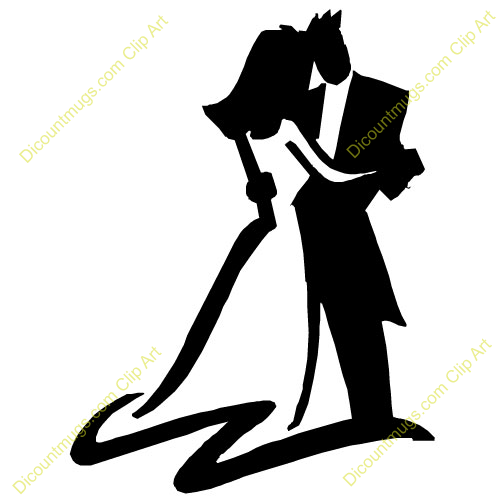 Shadow clipart prom #7