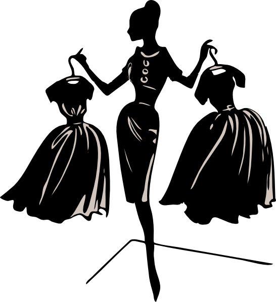 White Dress clipart hanger clipart Download Clipart Art – On