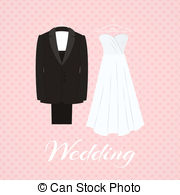 White Dress clipart wedding suit Background suit Clipart Wedding groom