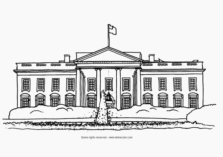 White House clipart White House The House Cliparts