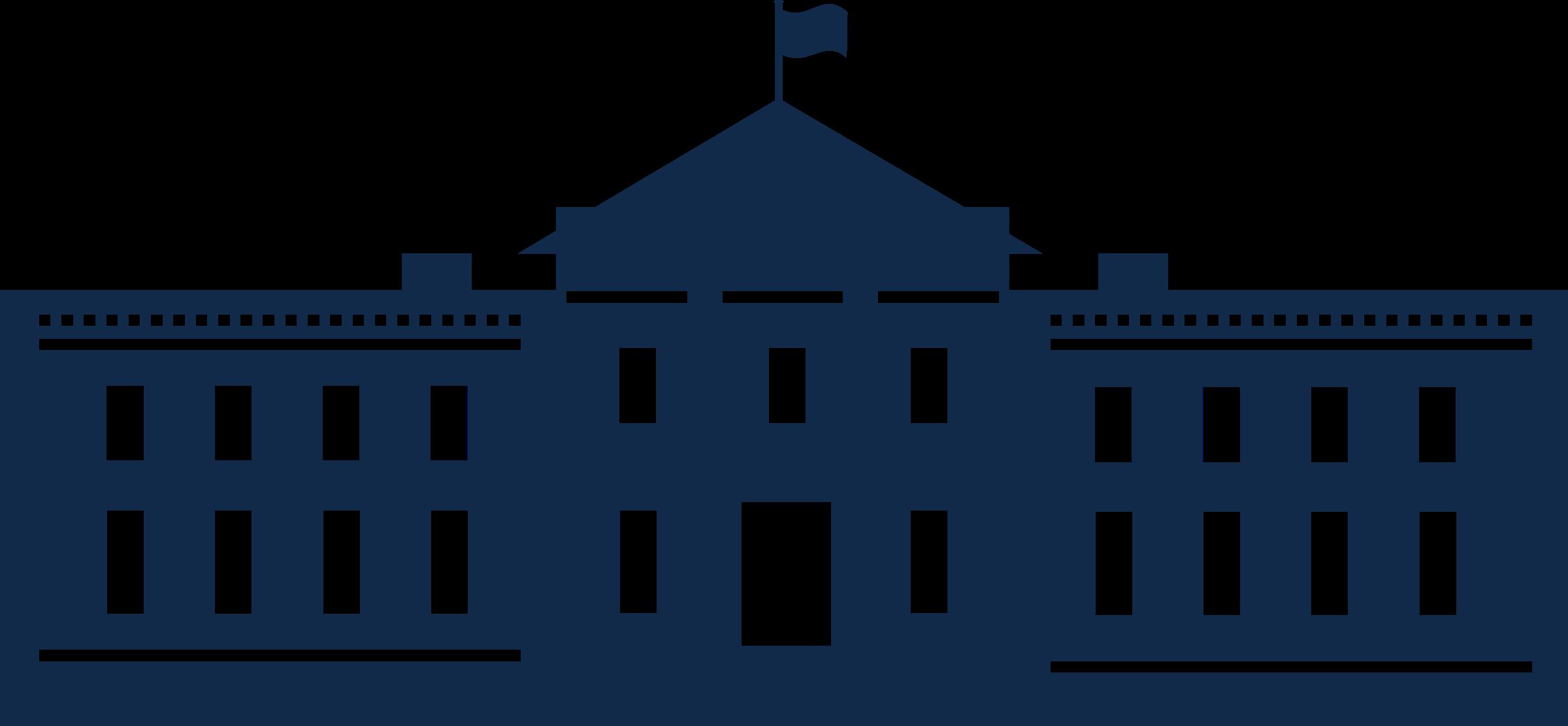 White House clipart White Clip – Washington White