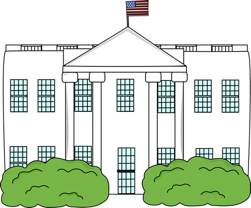 White House clipart government power Image Clip the Art Image
