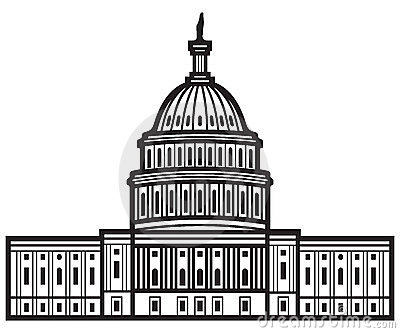 White House clipart capitol hill Panda Clipart Images Free Clipart