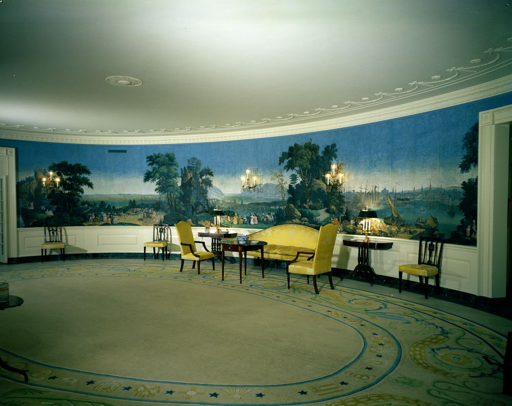 White House clipart diplomat F best Diplomatic Room on