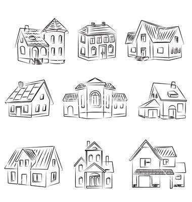 Drawn bulding  doodle More drawing buildings Best House