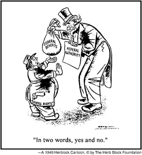 Uncle Sam clipart federalist Federalism Mr 2 Christensen: 4