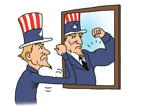 Country clipart foreign policy US policy incites chaos