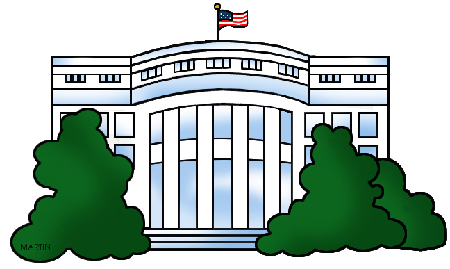 White House clipart goverment Government by House White Clip