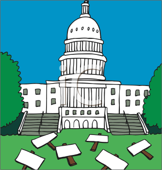 White House clipart goverment Cartoon The (52+) Clipart clip