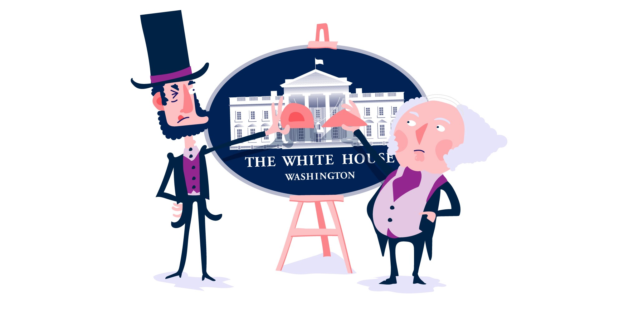 White House clipart government official Race Hey The The and