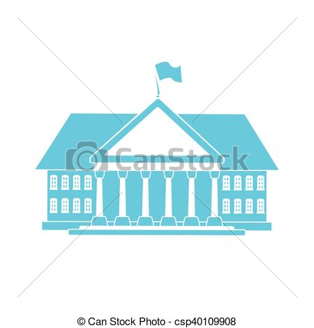 White House clipart government power For government building house or