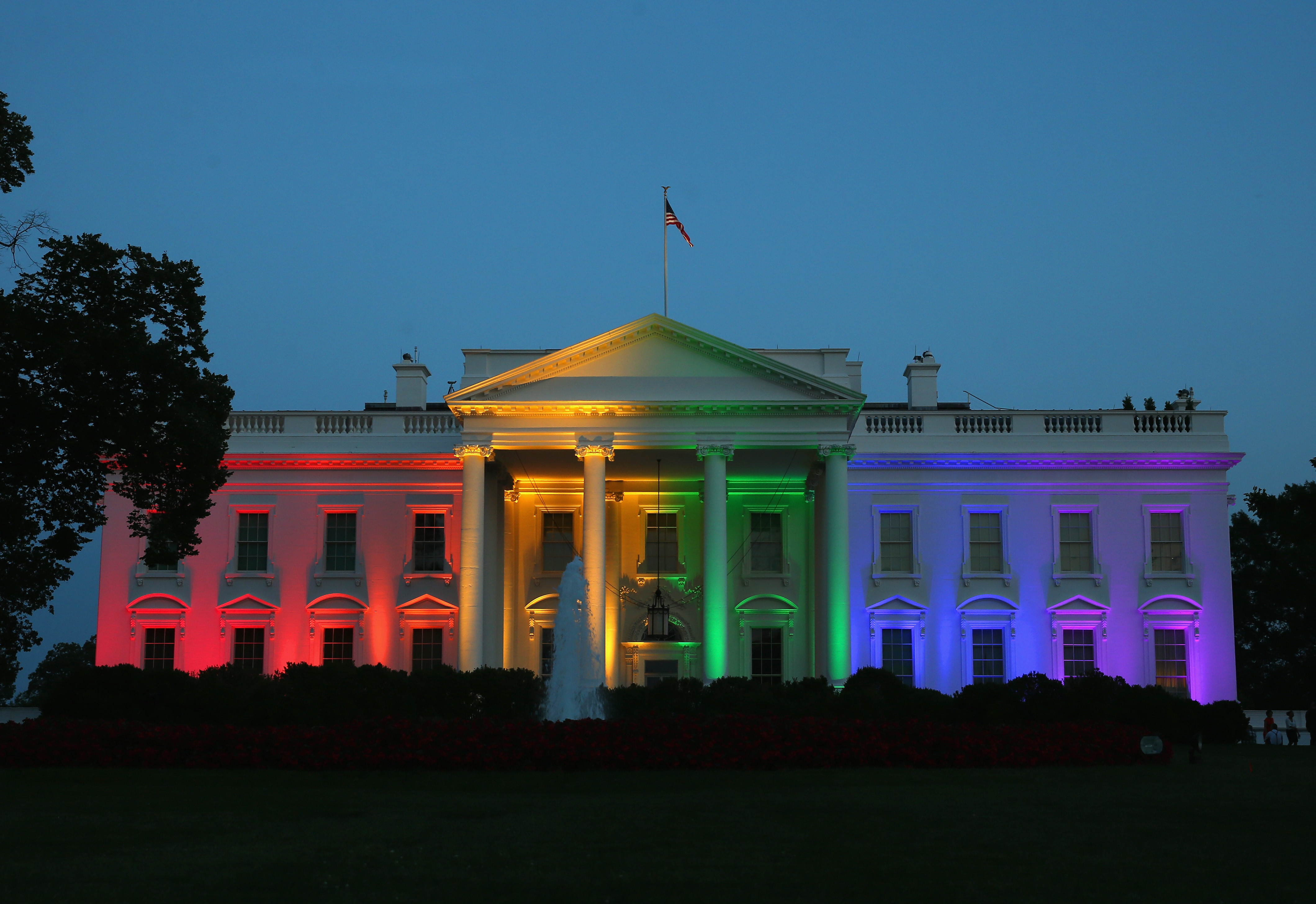 White House clipart indian government On Cool' Rainbow 'That Obama