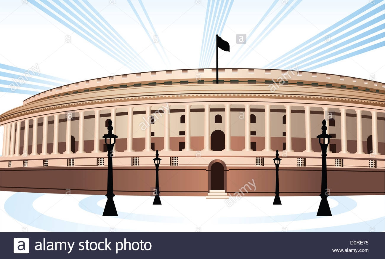 White House clipart indian government Indian Parliament clipartsgram building of