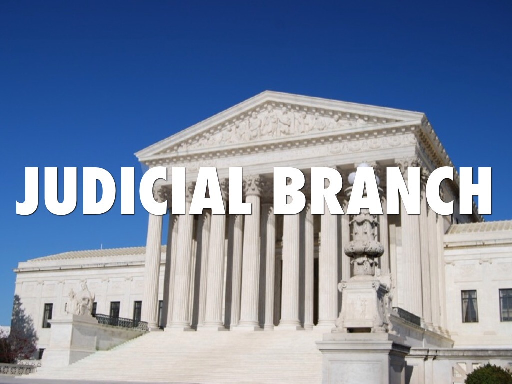 White House clipart judicial branch #5
