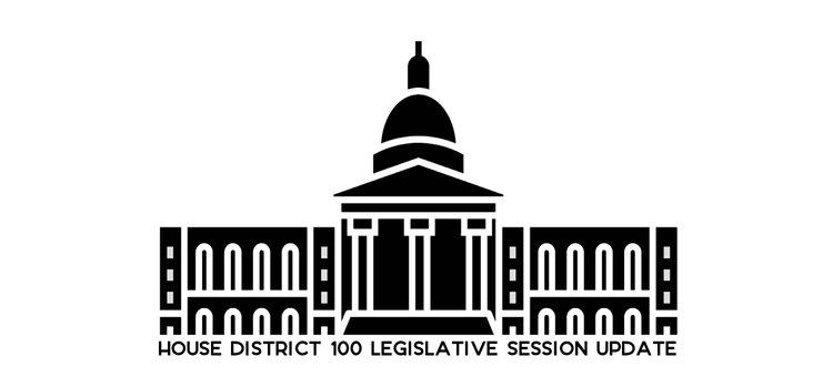 White House clipart legislative bill Week with — bill through