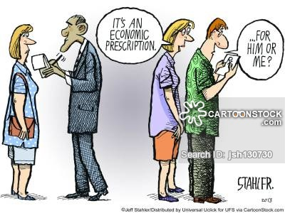 White House clipart policy Economic from Economic Comics and
