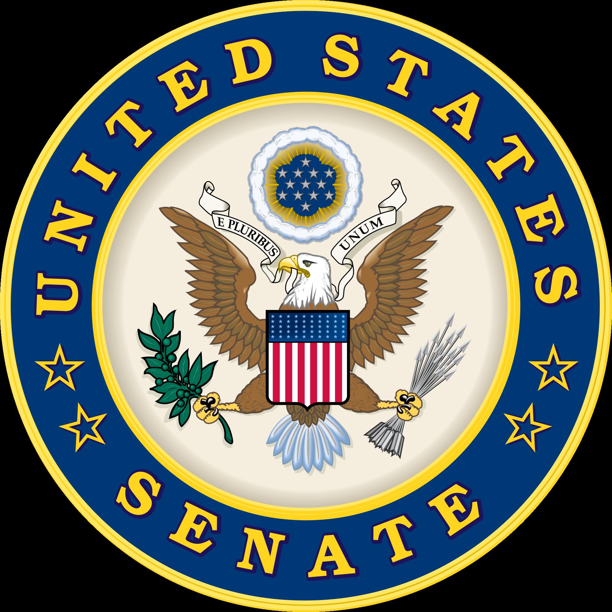 White House clipart senate #6
