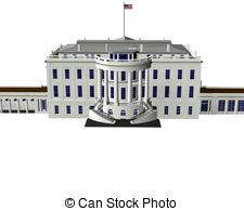 White House clipart senate Clipart 3d  royalty Senate