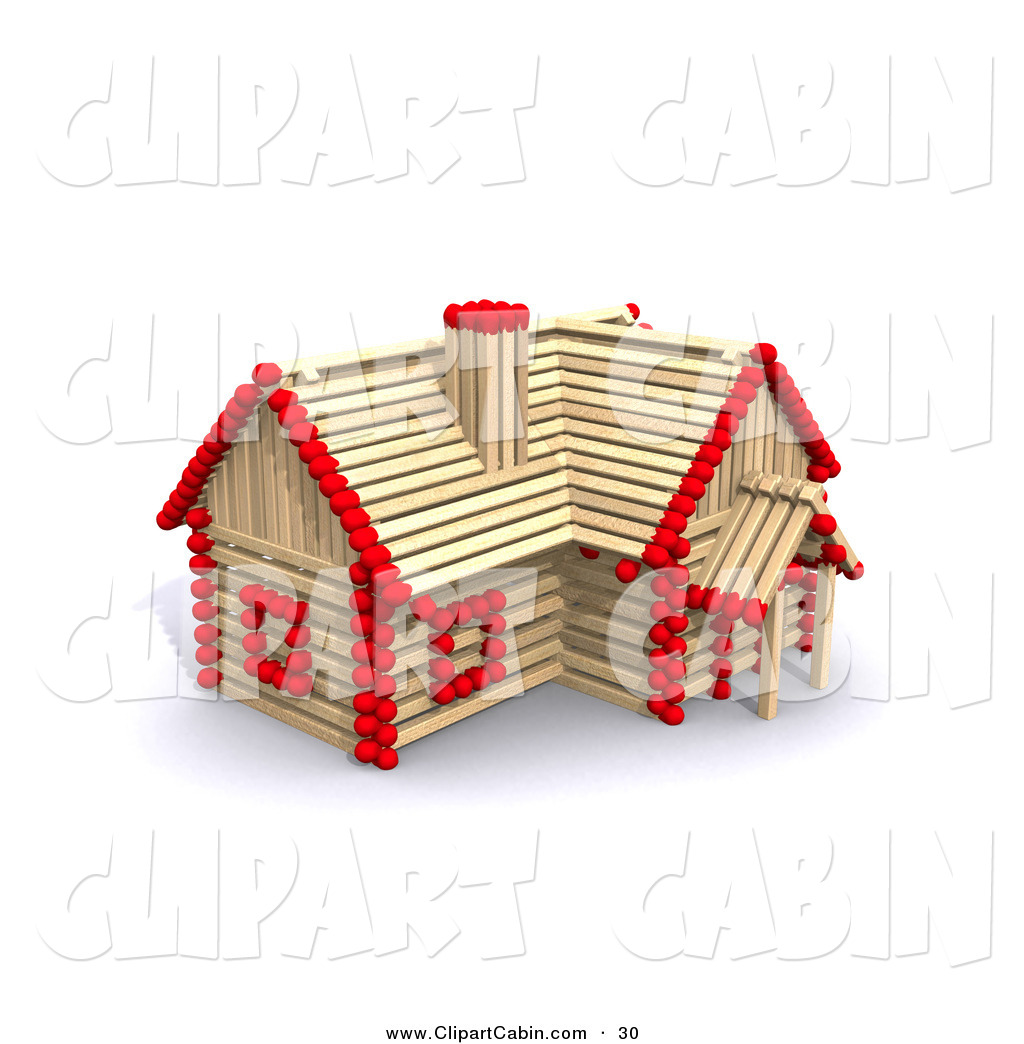 White House clipart stick house Home Symbolizing with Art Clip
