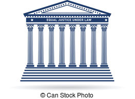 White House clipart supreme court building Logo Justice Court  and