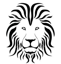 White Lion clipart Free – Lion Art And