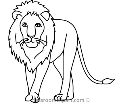 White Lion clipart 2 free clip Lion and