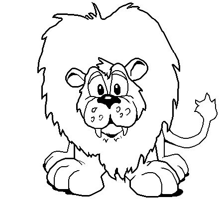 White Lion clipart White lion and lion and