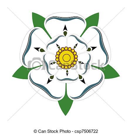 White Rose clipart graphic Illustration  Stock of Rose