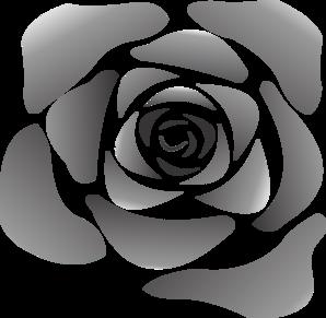 White Rose clipart svg #4