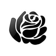 White Rose clipart svg Com/entries/svg?page=30 http://thecraftchop clip white and
