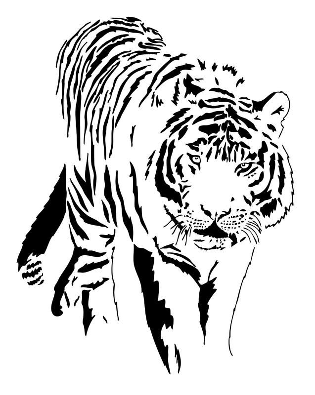 White Tiger clipart two On tatoo 27 Tattoos images