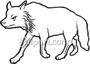 White Wolf clipart black and white Clipart Wolf wolf%20clipart%20black%20and%20white Images Black