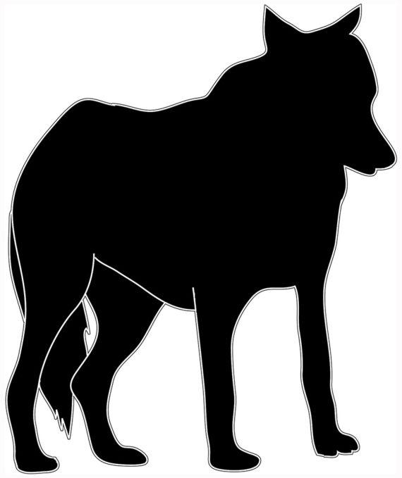 White Wolf clipart carnivore White Free Clipart art Clip