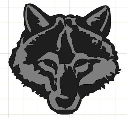White Wolf clipart cub scout Clip Cub art scout clipart