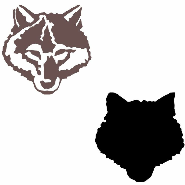 White Wolf clipart cub scout Wolf wolf Head Pinterest on