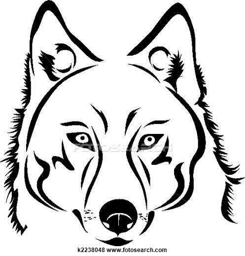 Wolf clipart nose From 15 search 4523 best
