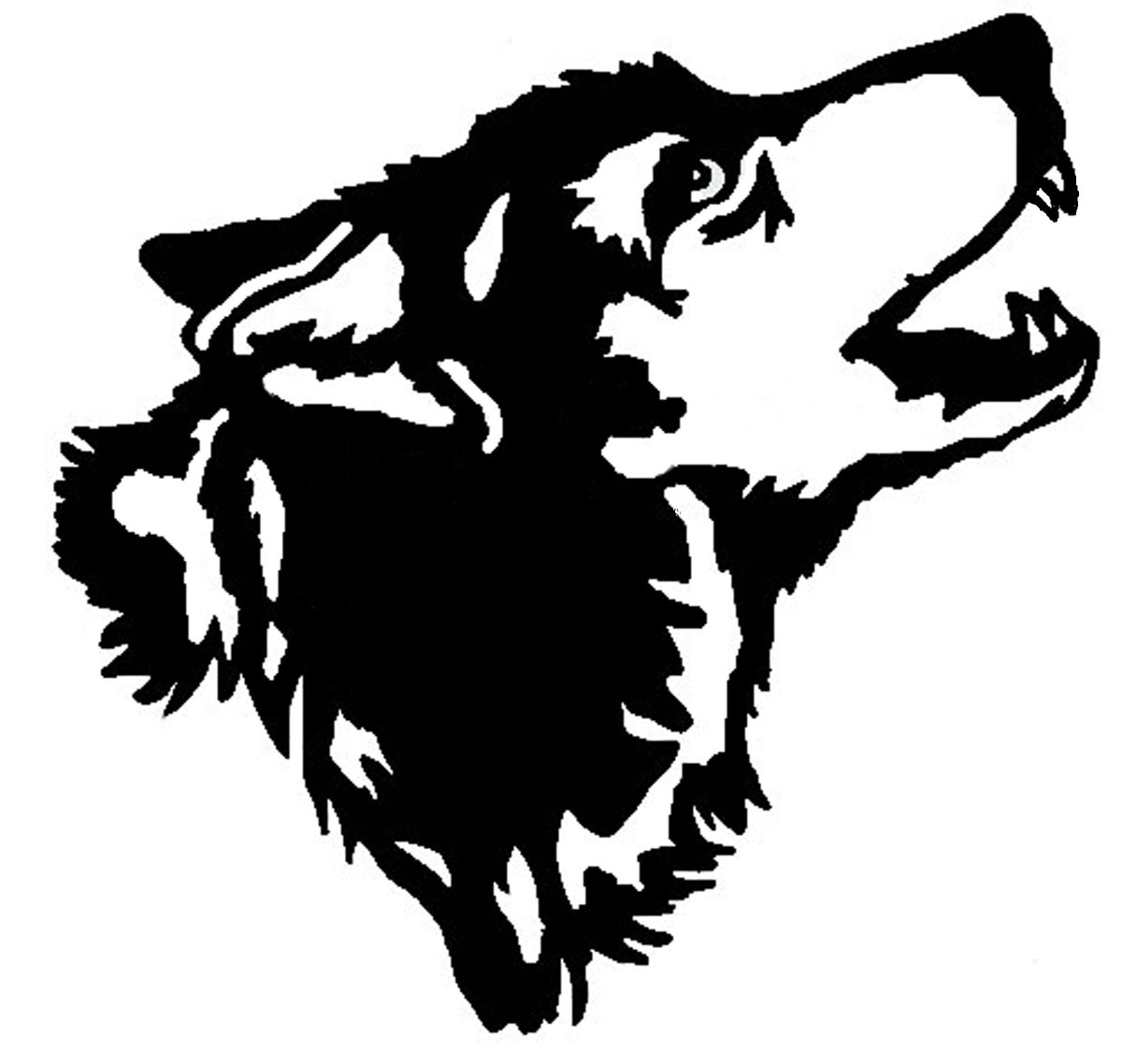 White Wolf clipart wolf head Art Others Art Inspiration Head