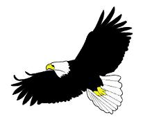 Gallery clipart soaring eagle Pictures of Clipartix eagles Free