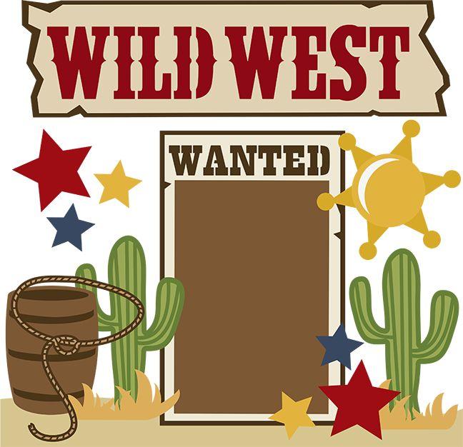 Wild West clipart Free Clip Art 2 Top
