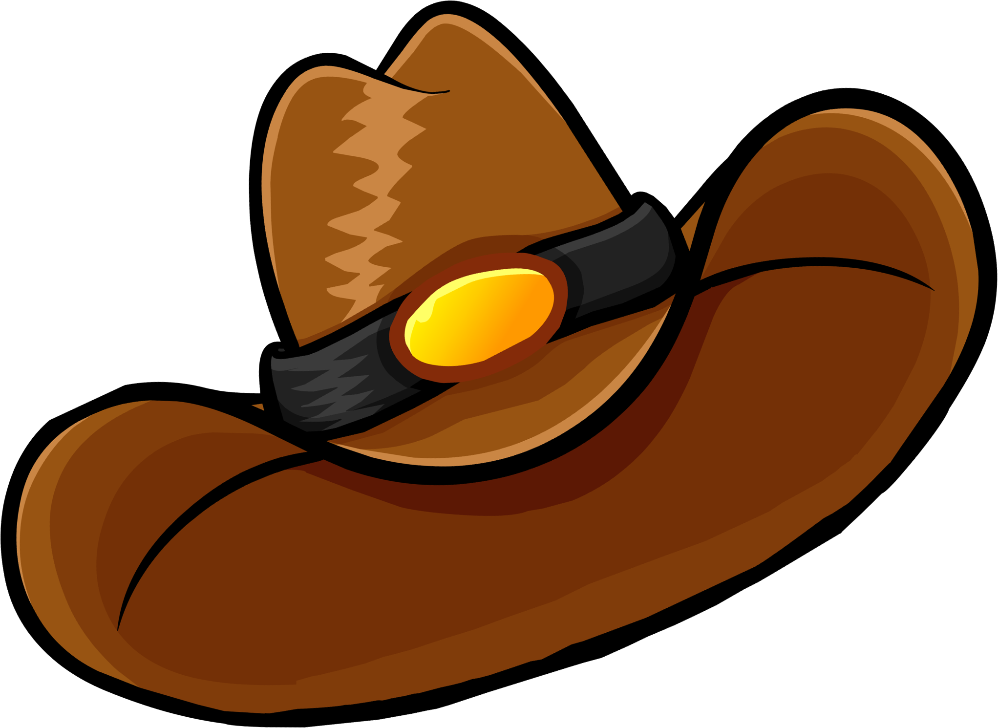 Wild West clipart cap #7