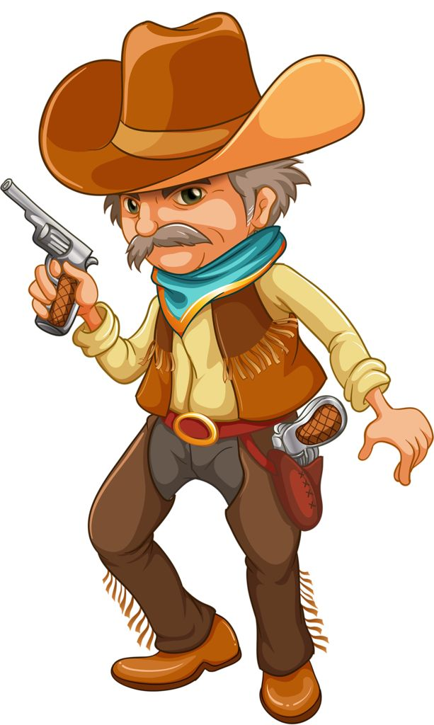 Wild West clipart cowboy hat 96 best Cowboy COWGIRL ~