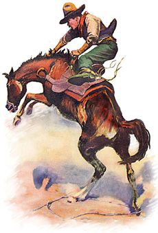 Wild West clipart cowboy horse Mexico cowboys western right: Pinterest