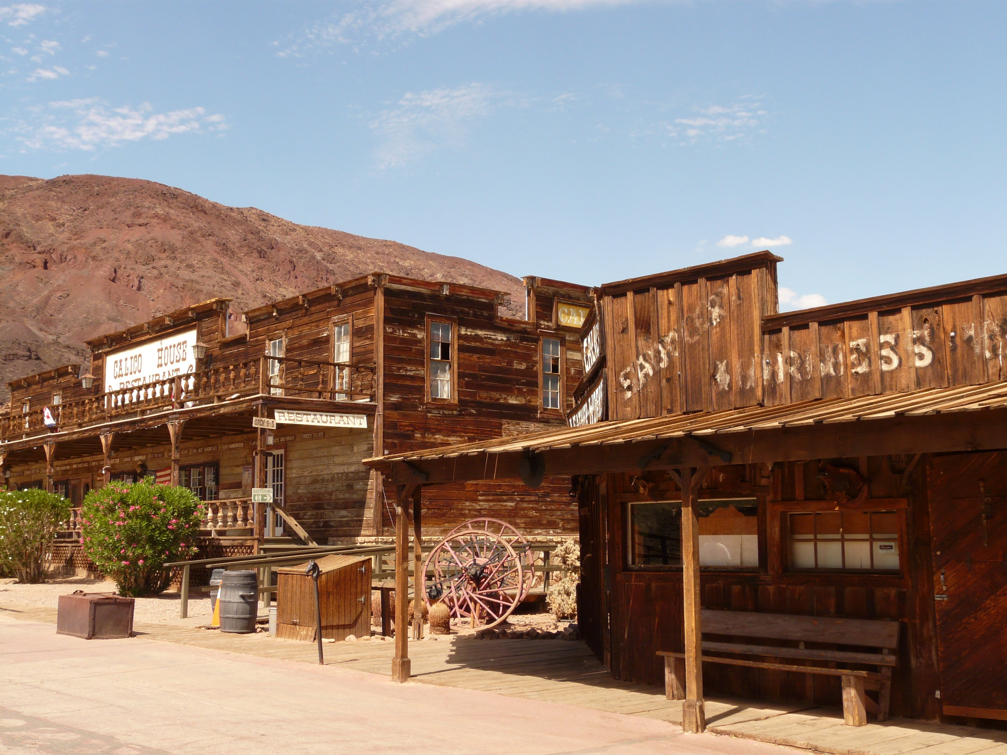 Wild West clipart ghost town #2