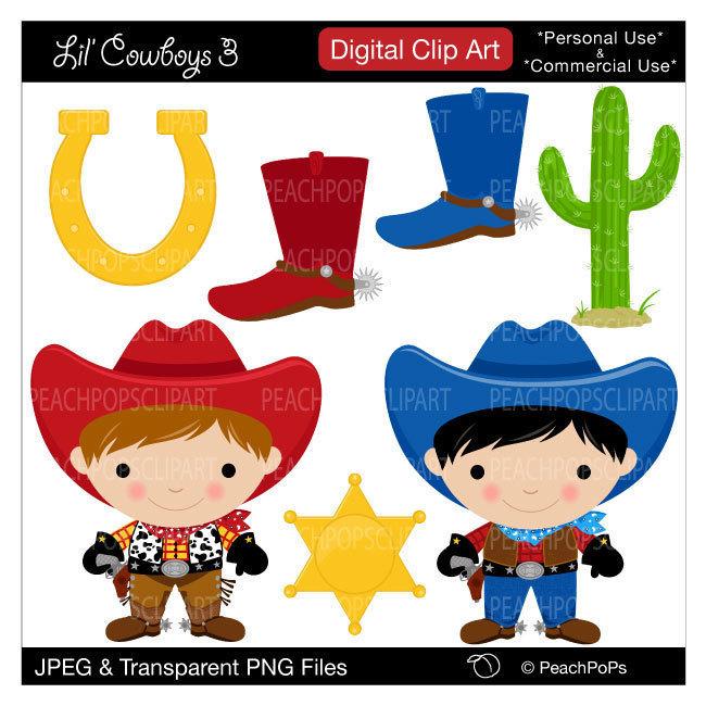 Wild West clipart kid Clipart Western Clipart art boots