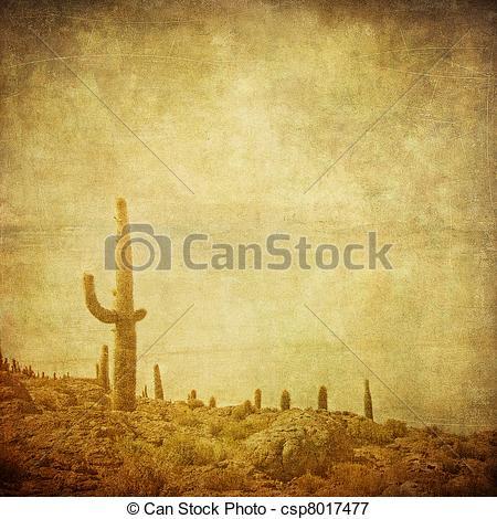 Wild West clipart landscape #5