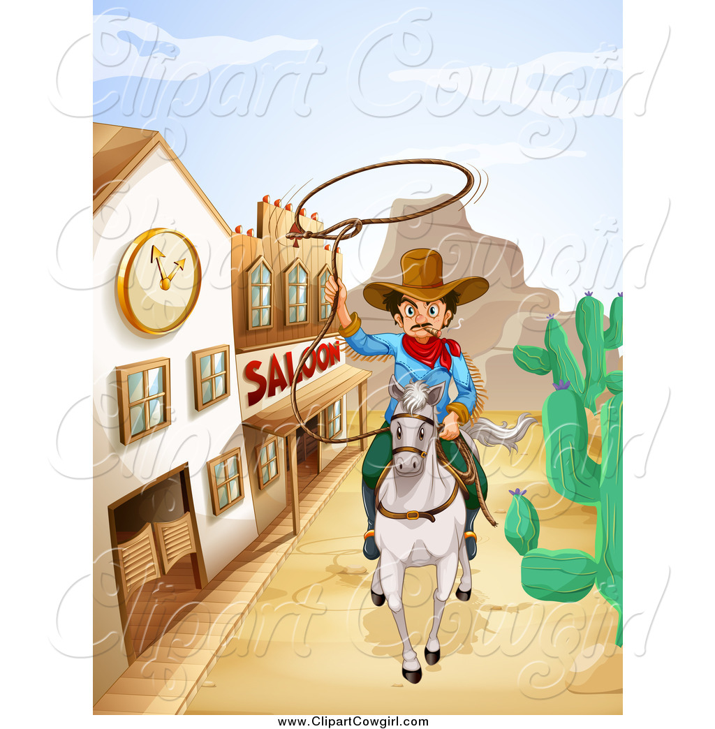 Town clipart old west #3