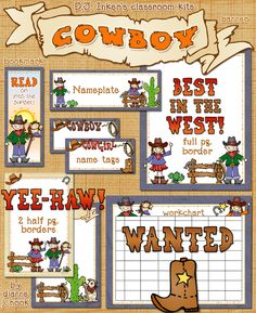 Wild West clipart mexican border To Wild dac Wild with