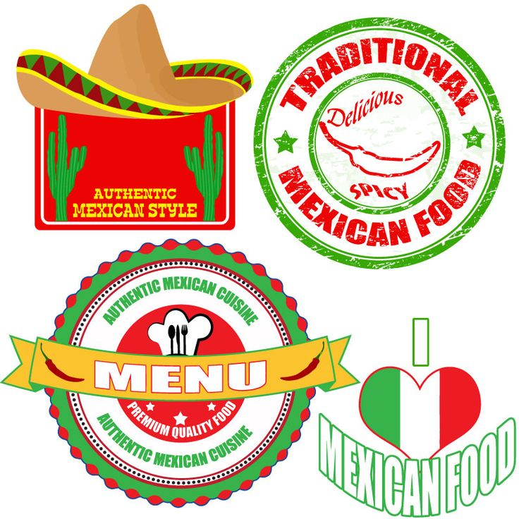 Pepper clipart mexican dinner Click Pinterest button ( Mexico
