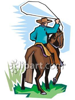 Horse Riding clipart cowboy horse Clipart Riding Clipart Clipart Western